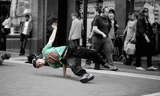 It's a Dance, It's a Culture