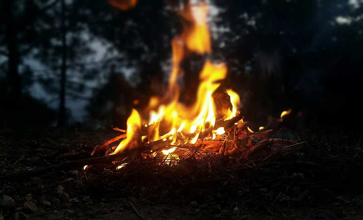 Knowing the Tricks to Starting a Fire Can Save a Life