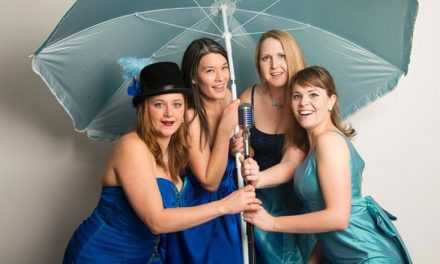 Local Quartet Celebrates All Things Blue
