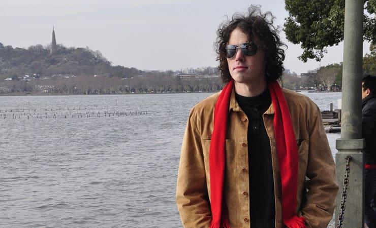 Yukoner Roxx Hunter Lived by his Guitar in China