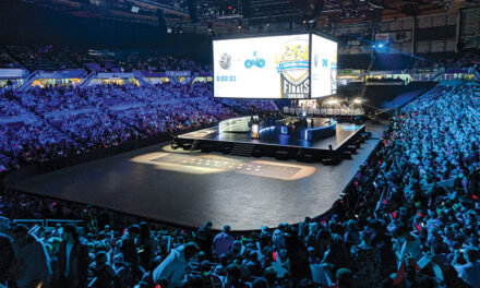 eSports: Gamers reach superstar status