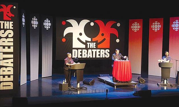 Debaters Bound