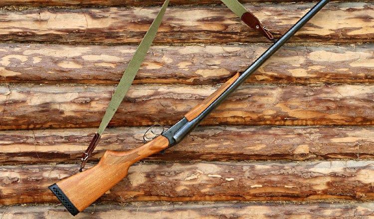 Camp guns for bears