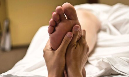 What's up with foot reflexology