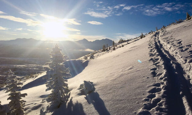 Top 10 Tips: Backcountry Ski Touring