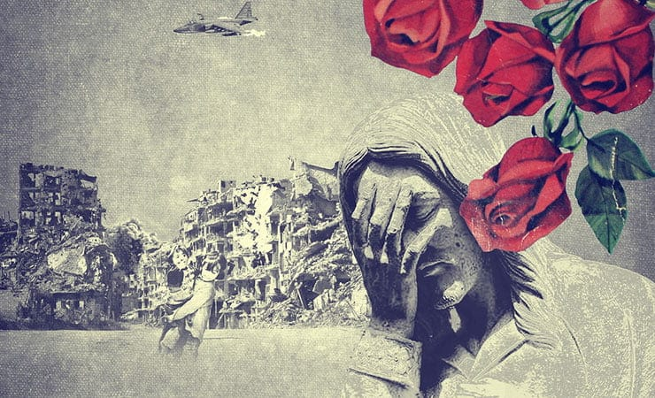 A raw and real experience of the war in Syria
