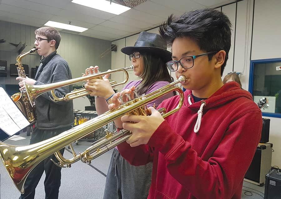 Yukon Music – Improvisation is Key