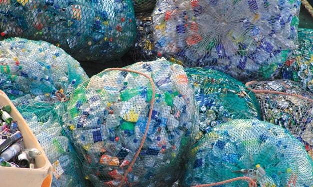 Let's end plastic pollution
