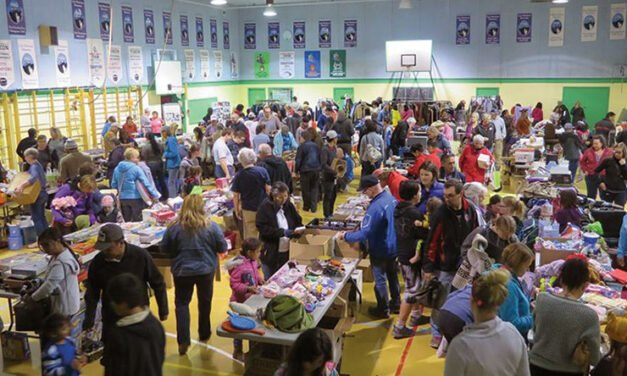 Garage Sales – Doing it for (the) community