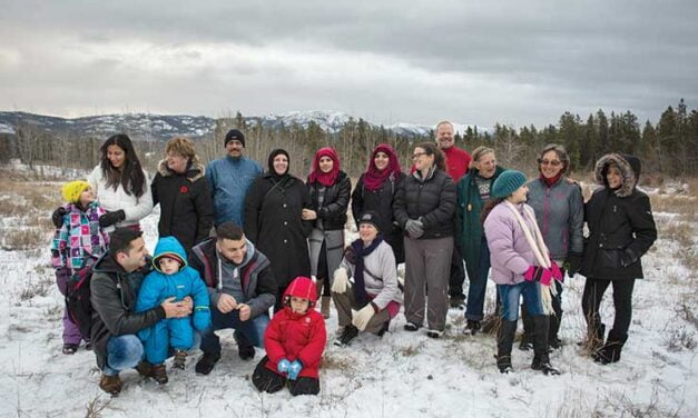 Coming to the Yukon as a refugee