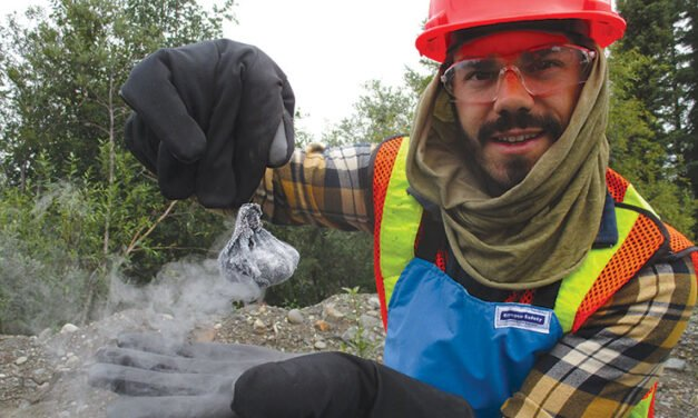 Molasses, methanol, and mine-water remediation