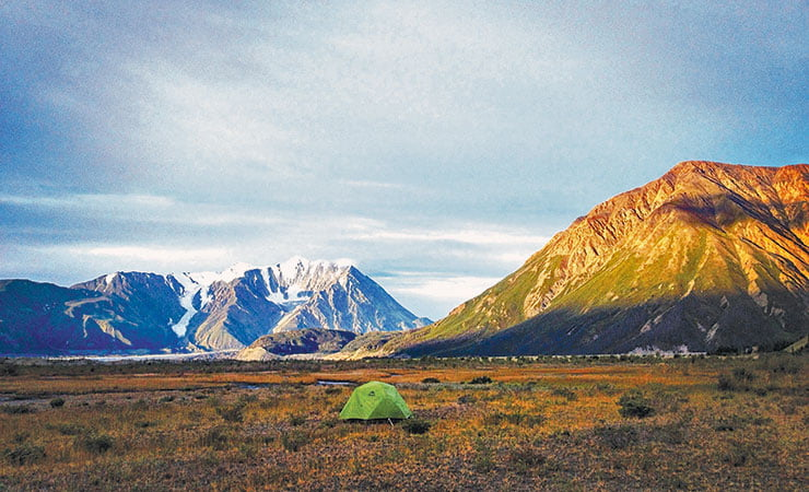 Top 10 items needed for all camping trips