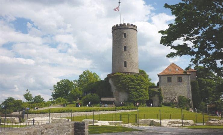 Ten days in Germany