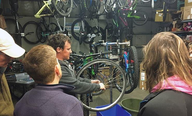 Bike maintenance for idiots