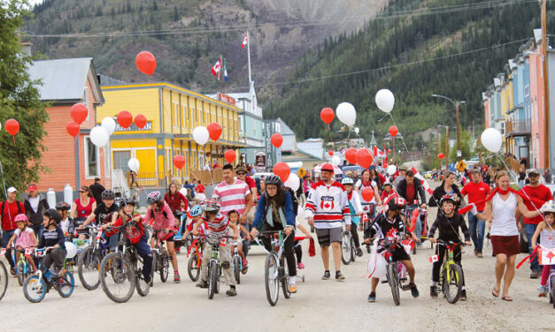 Dawson is gearing up to celebrate Canada Day with both new and old traditions. Here's the scoop!