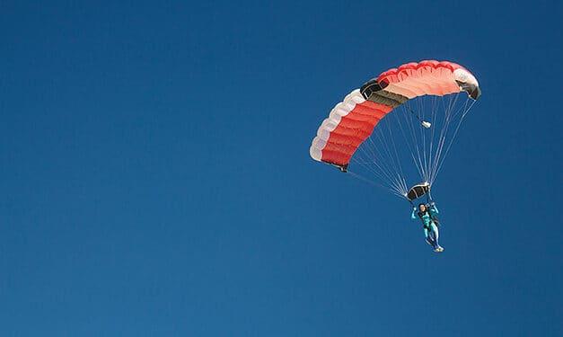 Bucket List: Skydive in the Yukon