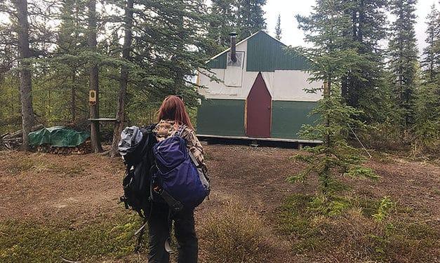 Yukon women … hunting, fishing, harvesting, bonding