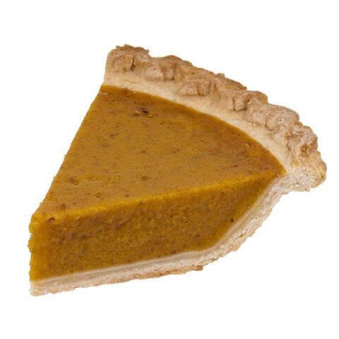 Real Pumpkin Pie