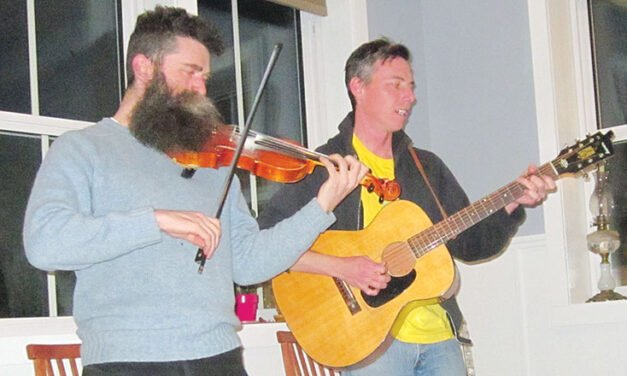 The Aurora Trail offers a second set of house concerts