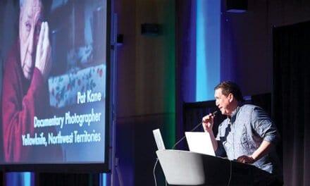 Focus on photos