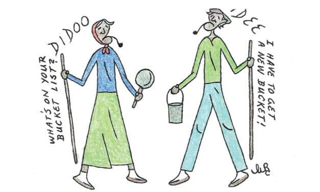 Didee & Didoo: My Definition of an Elder