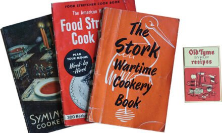Rations and cookbooks