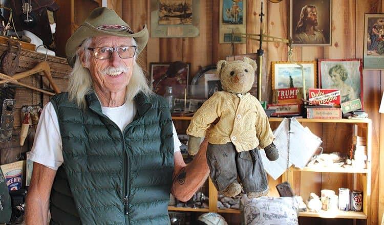 Teddy bear time