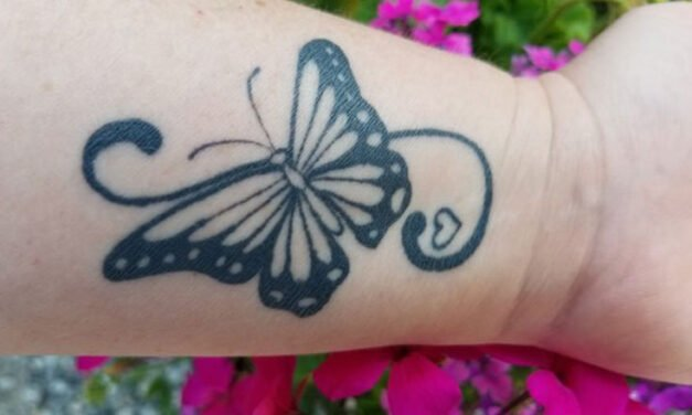 Tattoo You: Kelly Lemoine