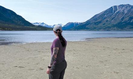 Friends discover Yukon