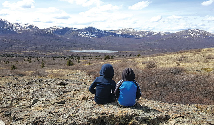Yukon See It Here – Bryan Sylvestre