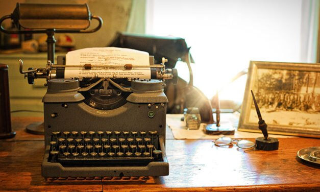 Words are a writer's tool box