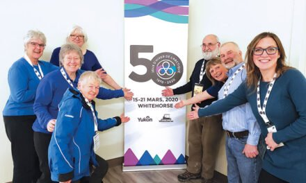 Volunteers essential to success of 2020 Arctic Winter Games