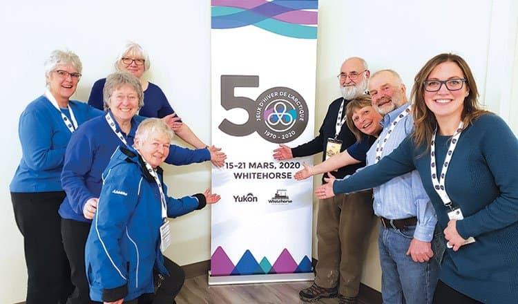 Volunteers essential to success of 2020 Arctic Winter Games