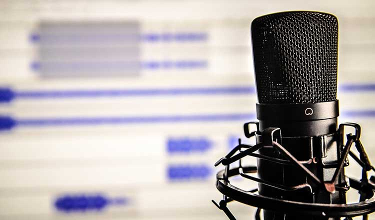 Podcasting for fun and fortune