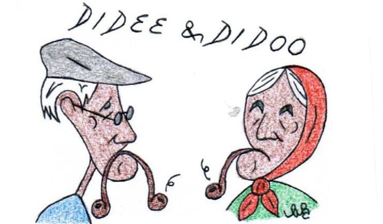 Didee & Didoo: Merry January in Nanaimo