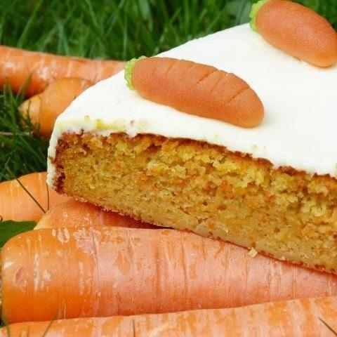 Fresh Garden Carrot Cake