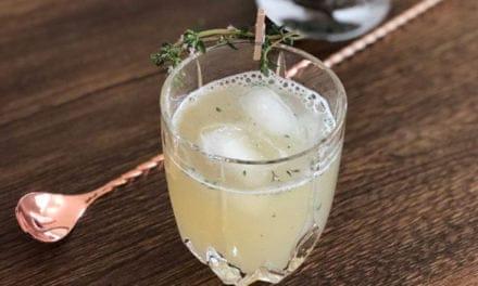 Lemon Thyme Smash