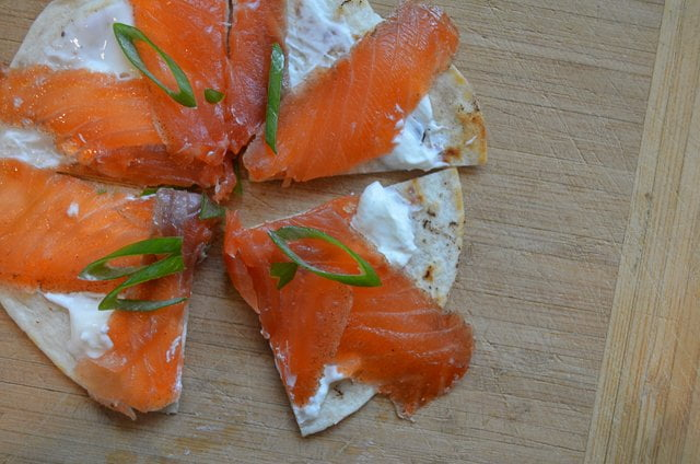 Five Spice rubbed Gravlax