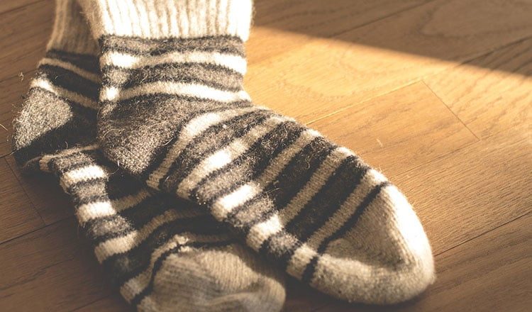 Tips for cold hands and feet