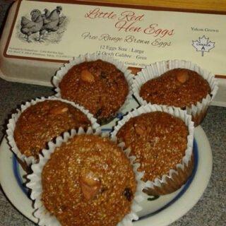 Helga's Bran Muffins