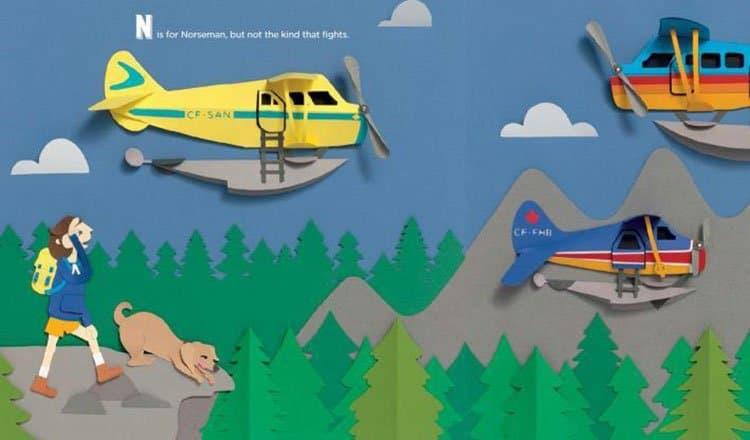 An ABC Aviation Adventure