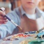 Artist in the School Adapts