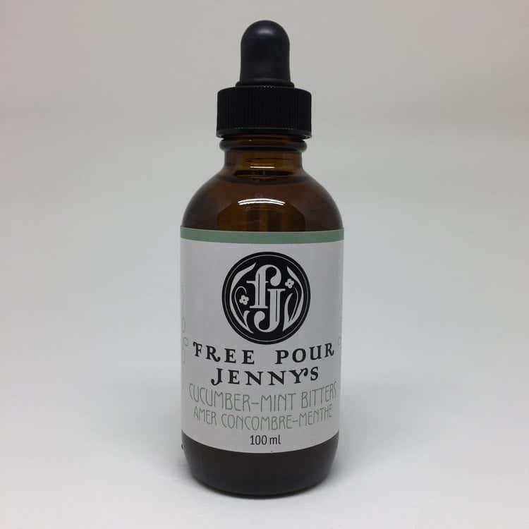 FPJ Cucumber-Mint Bitters