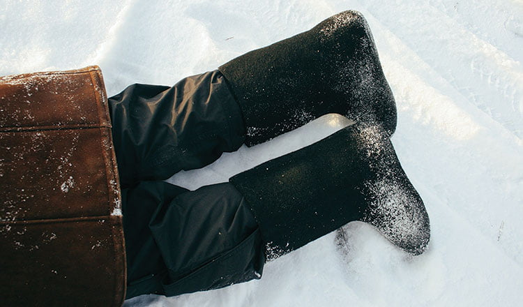 Long johns—the cure for the common cold