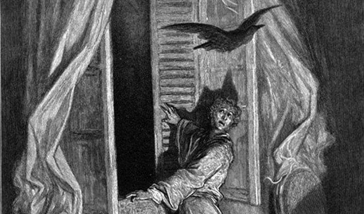 Ravens and Poe