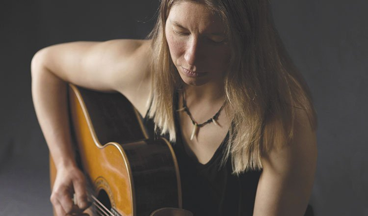 New Kate Weekes CD reflects singer-songwriter's growth as a musician