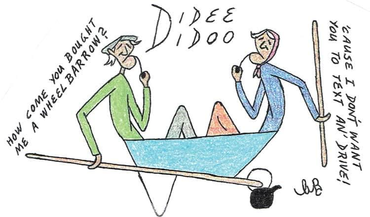 Didee & Didoo: Ranger Torch Relay