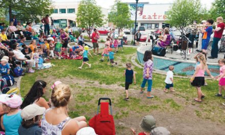 Summer is here and so is Arts in the Park