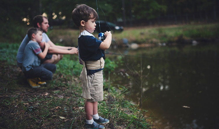 Sport fishing and the future