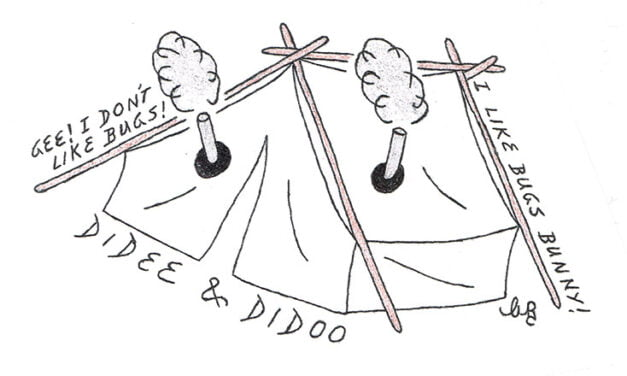 Didee & Didoo: Mouth of the Peel